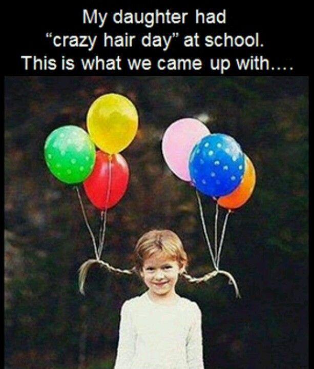 Crazy hair day Belle\u0027s board Pinterest Halloween hair, Crazy