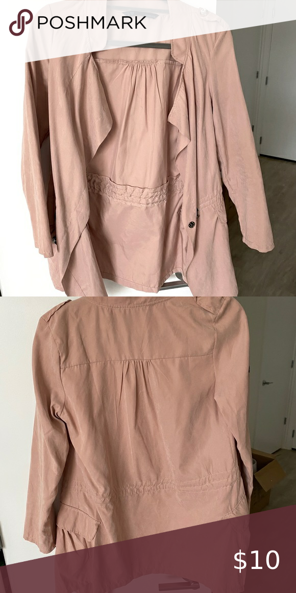 Casual Spring Jacket