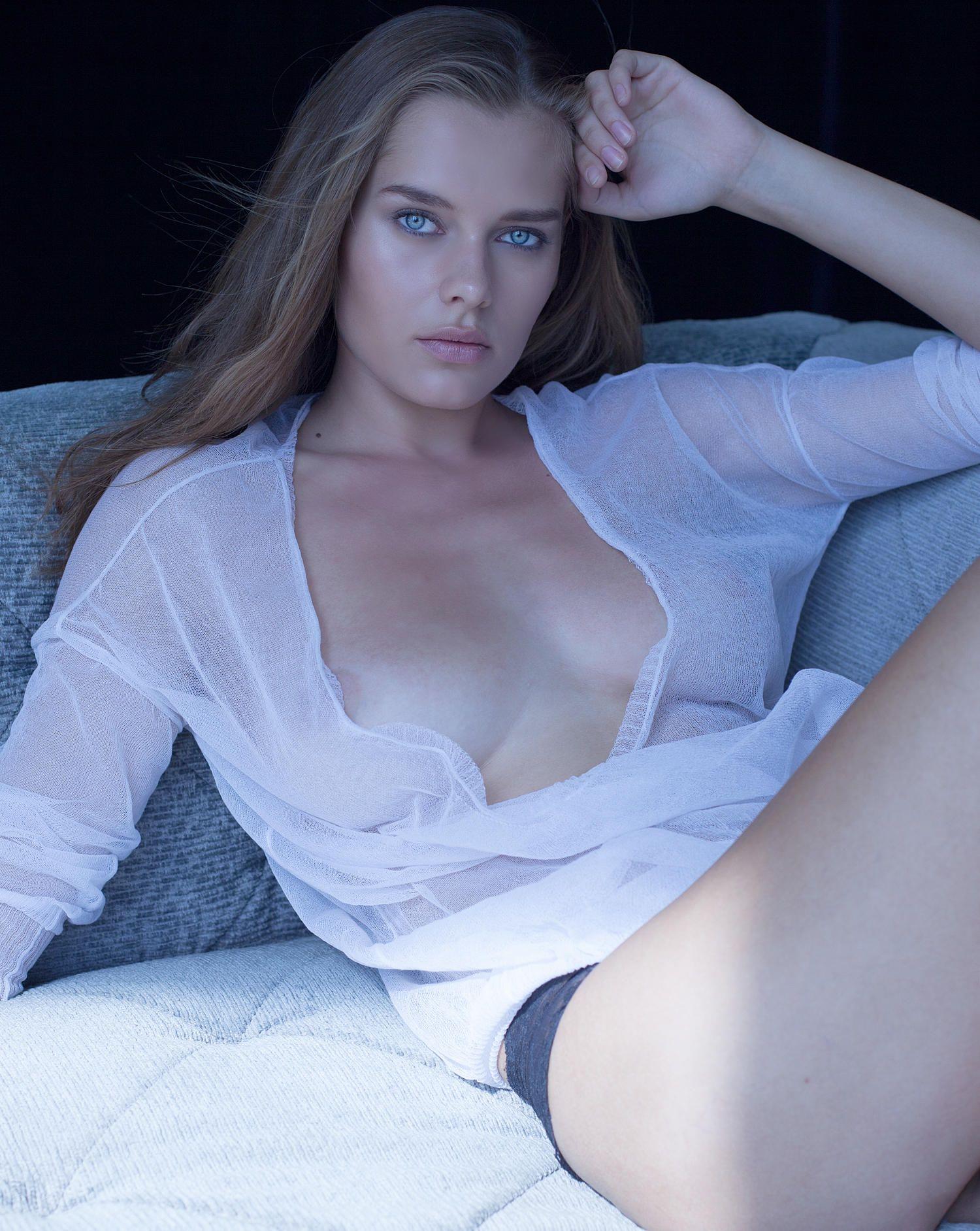 Inez Busty Great si model solveig mork hansen topless danish perfection - egotastic