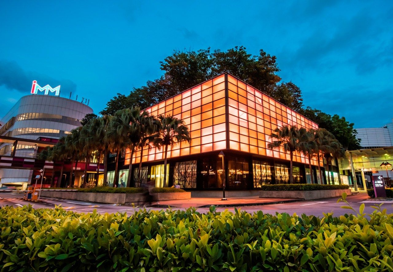 IMM Outlet Mall Singapore Biggest Retail Outlet Mall