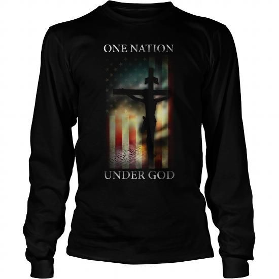 Awesome Tee one nation under god Tshirts