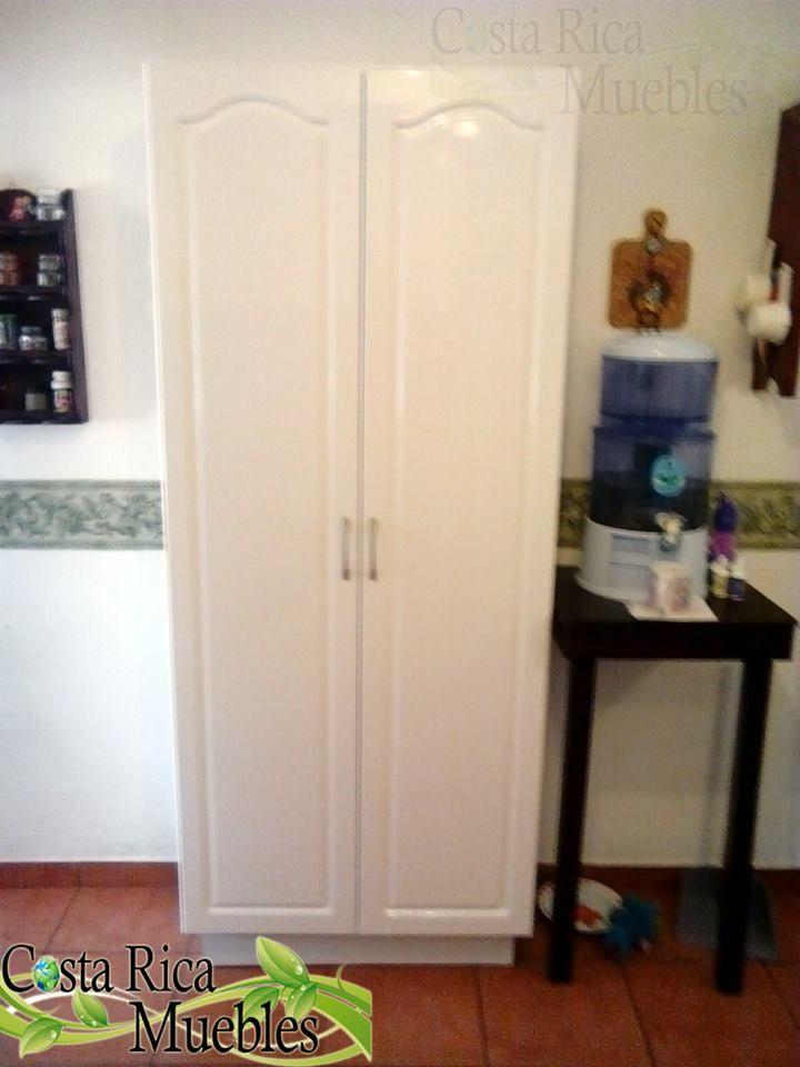 Alacena Blanca con puertas MDF Instalación según diseño acordado a ...
