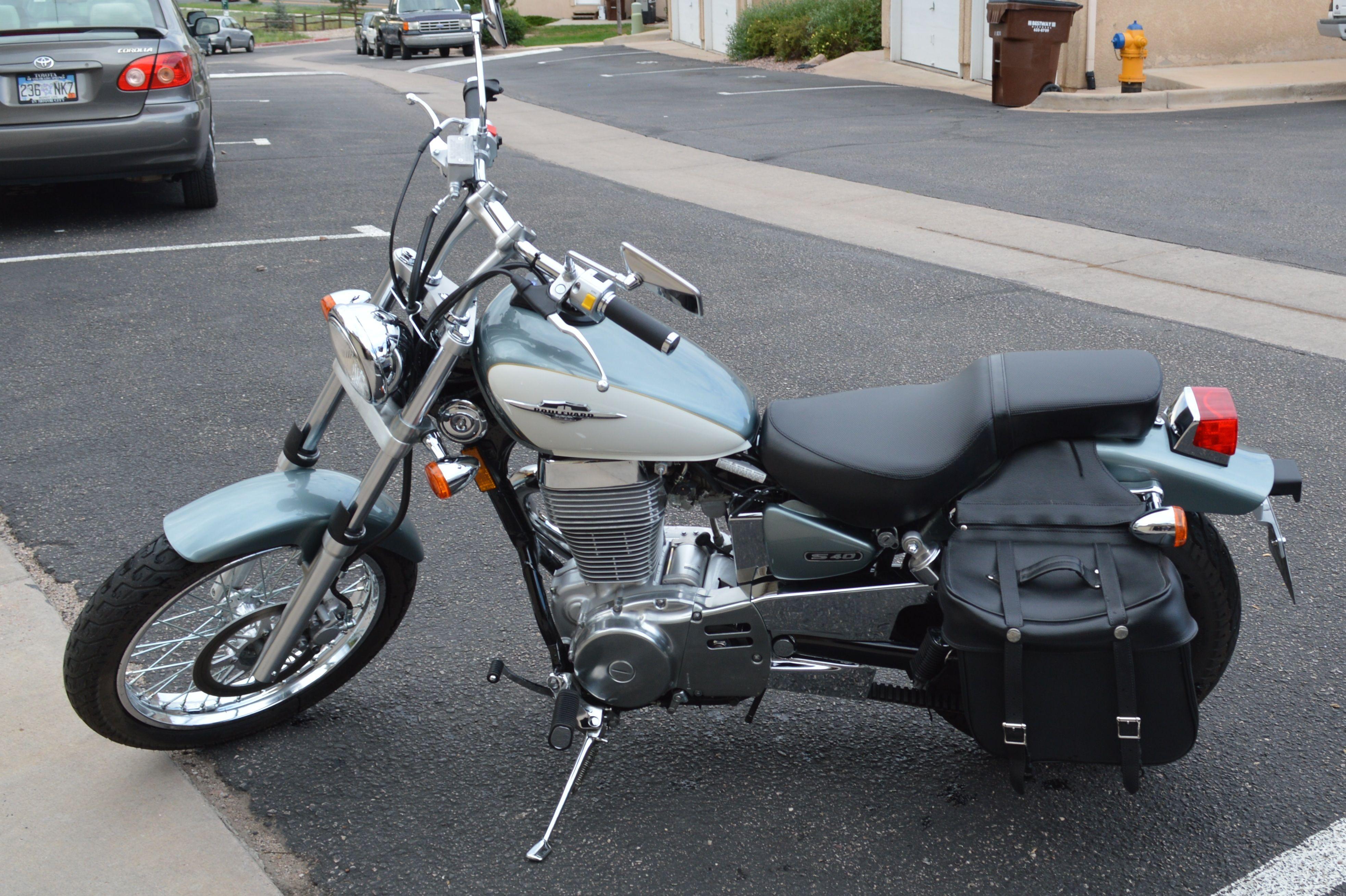 Suzuki Csaddlebags