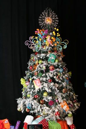 Festival of Trees 2014:  Who's Christmas Is This?