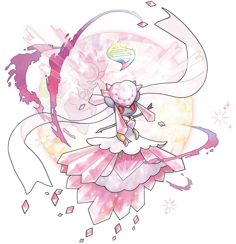10++ Princess diancie info