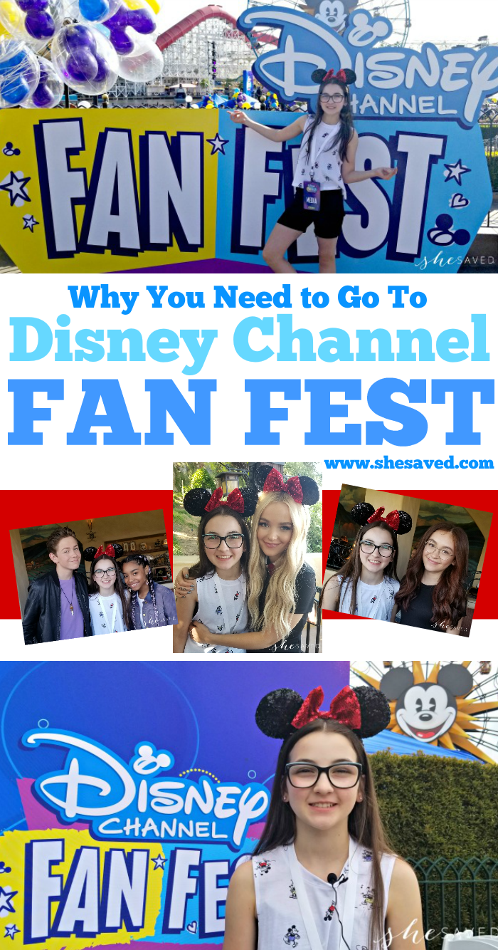 Disney Channel Fan Fest 2020 Date Announcement!
