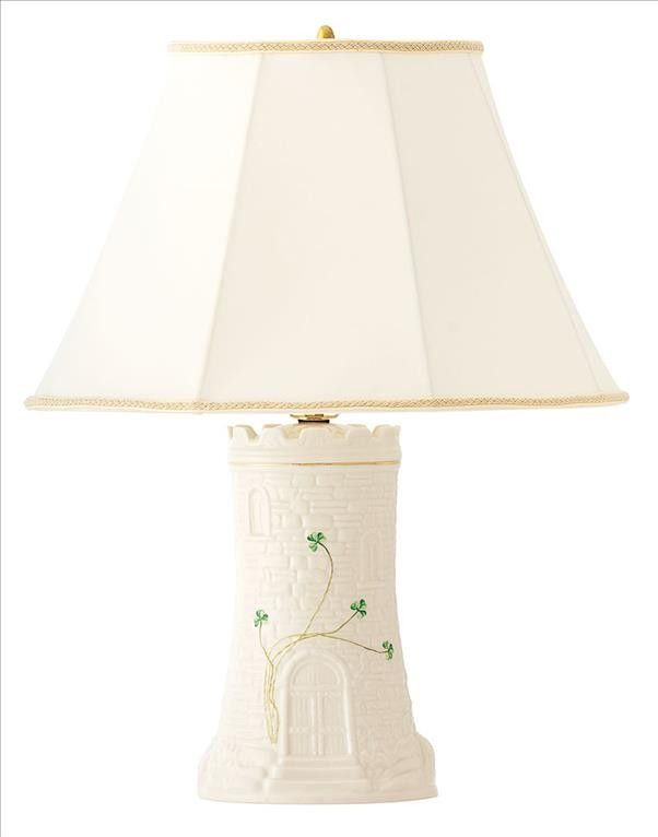 Mully S Touch Of Ireland Not Found Lamp Belleek Cool Floor Lamps