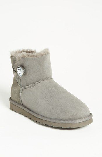 1aa0563dd1d UGG® Australia 'Mini Bailey Button Bling' Boot (Women) | Nordstrom ...