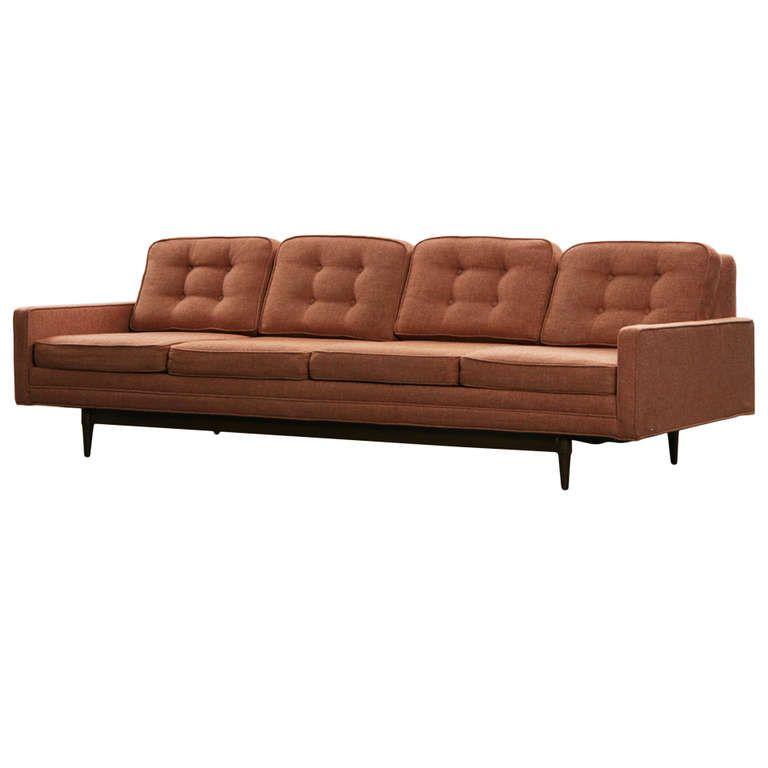Mid Century Modern 4-Seater Sofa In 2019