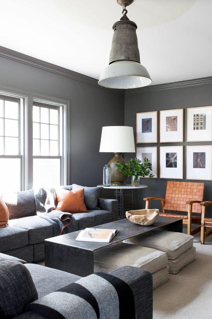 Living room wall d cor ideas so you can finally fill that for Diseno decoracion hogar talagante
