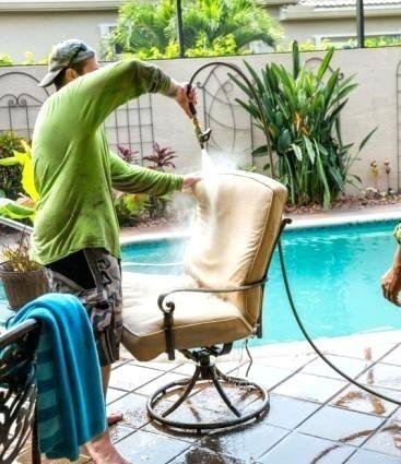 Vinegar Vinyl Chair Cleaner