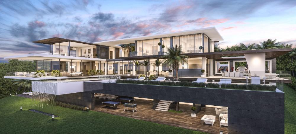 Villa Jubilo Los Angeles B8 Architecture And Design Studio Modern Villa Design Luxury Homes Dream Houses Architecture