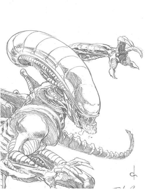 Pin de DRAGO FactOri en xenomorfo | Pinterest | Acción