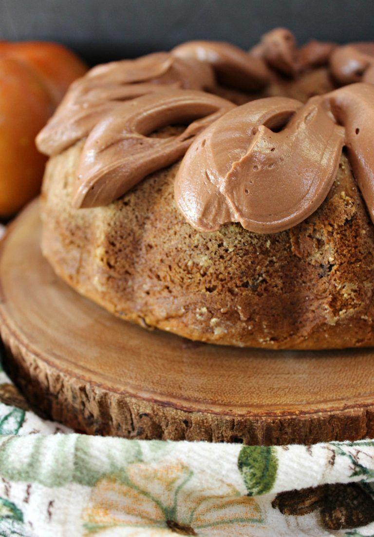 Pumpkin Chocolate Chip Bundt Cake I Dig Pinterest Recipe Chocolate Chip Bundt Cake Pumpkin Chocolate Chips Pumpkin Chocolate Chip Bread