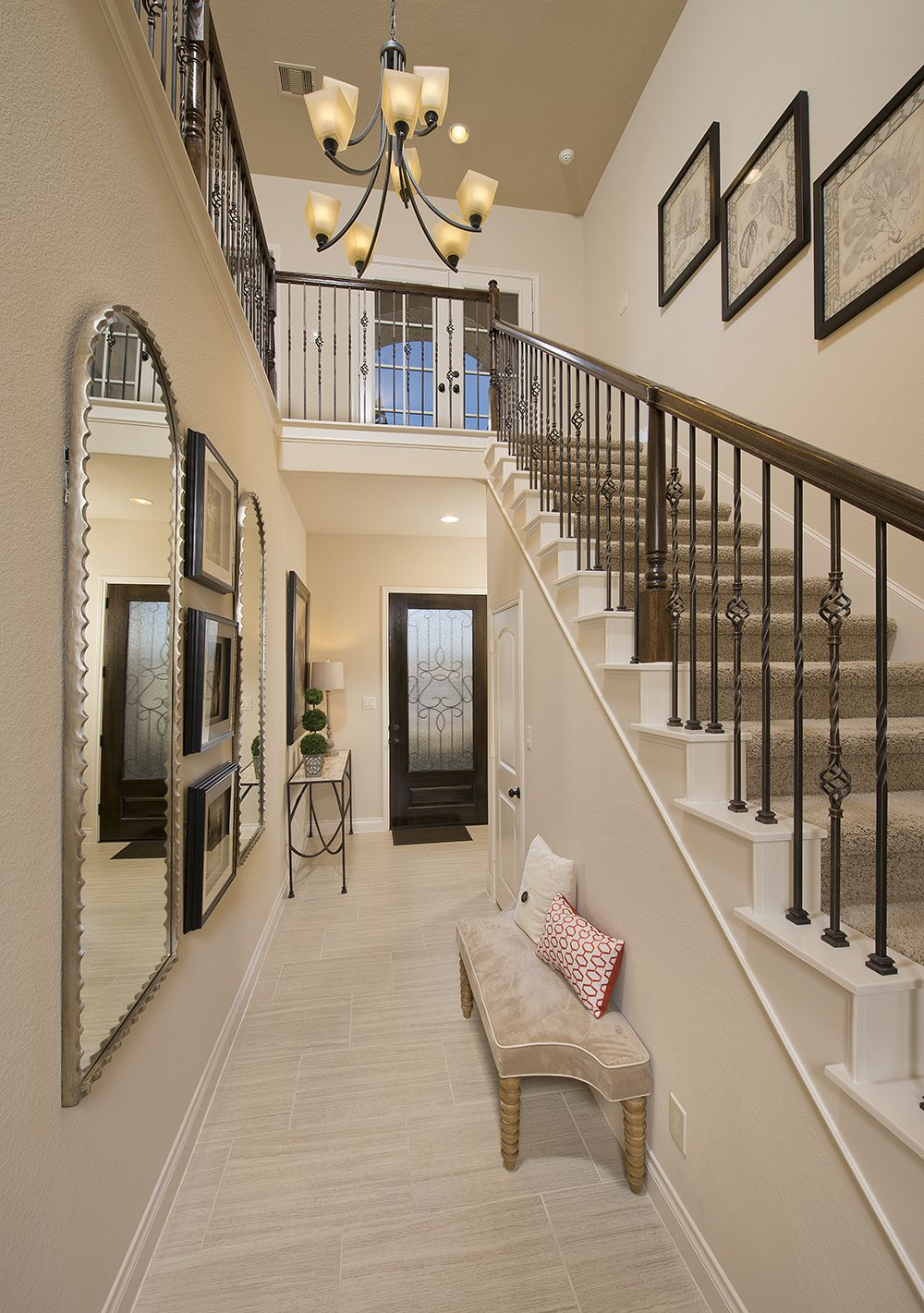 Perry Homes Luxury Model Townhome Open Daily in Sienna Plantation – Perry Homes Floor Plans Houston