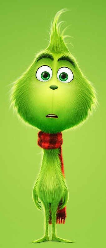 The Grinch (2018) Grinch, Cute christmas wallpaper