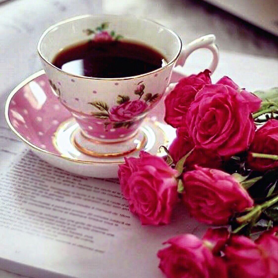 花 image by Christina Yang Sweet coffee, Cocoa tea, Good