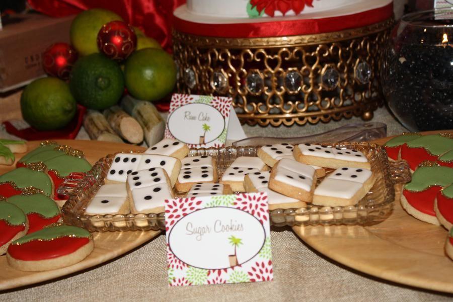 domino sugar cookies cuban christmas holiday baking holiday traditions cuban recipes christmas goodies - Cuban Christmas Traditions