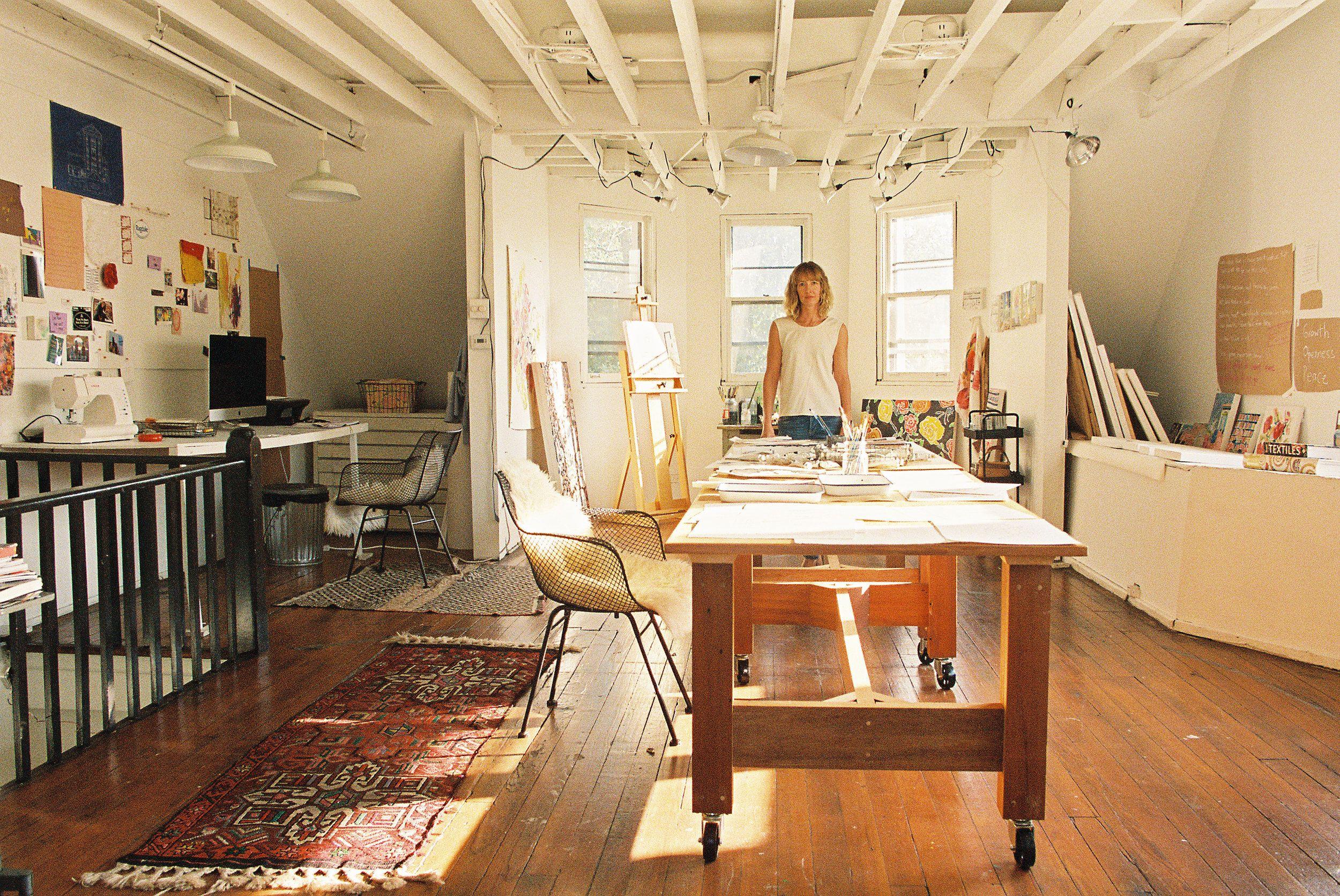 The original studio interior: design features, photos of interesting ideas and recommendations 79