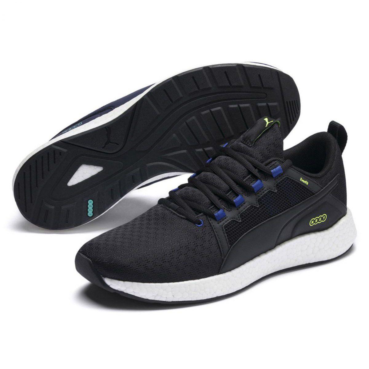 Buty Puma Nrgy Neko Retro M 192520 06 Czarne Puma Running Shoes Puma Shoes