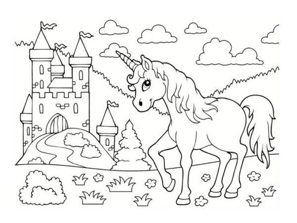 Coloriage Disney Licorne.Coloriage Licorne 20 Modeles A Imprimer Unicornio Unicorn