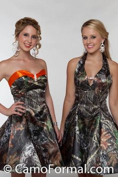 camouflage prom dress | Cheap camo prom dresses | dresses | Pinterest