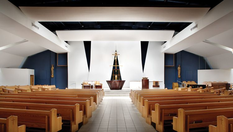Stunning Modern Church Interior Design Ideas Pictures ...