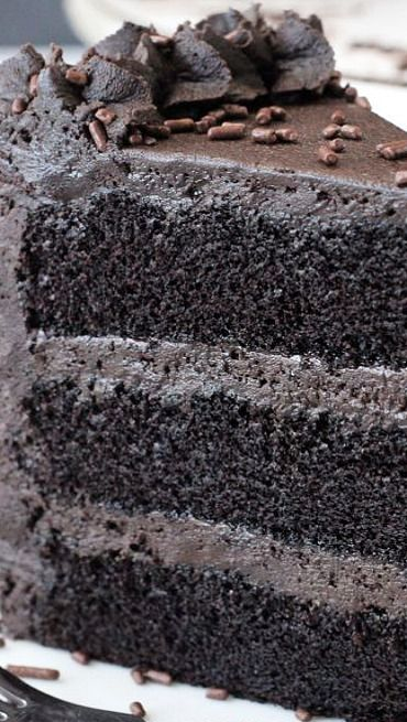 Best Moist Chocolate Cake Recipe Yummy Things For Me