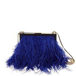 Evening clutch by Kate Spade.