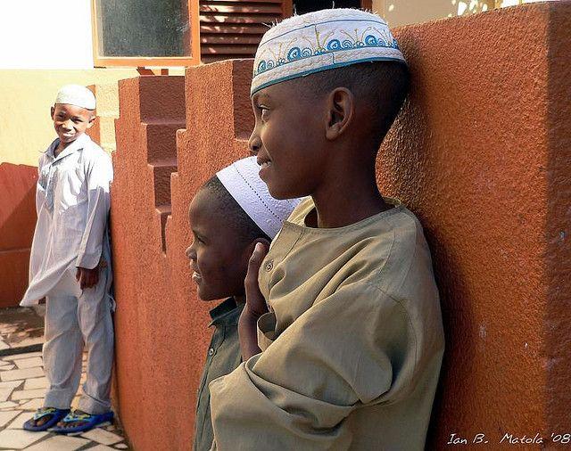 Untitled mosque Mozambique