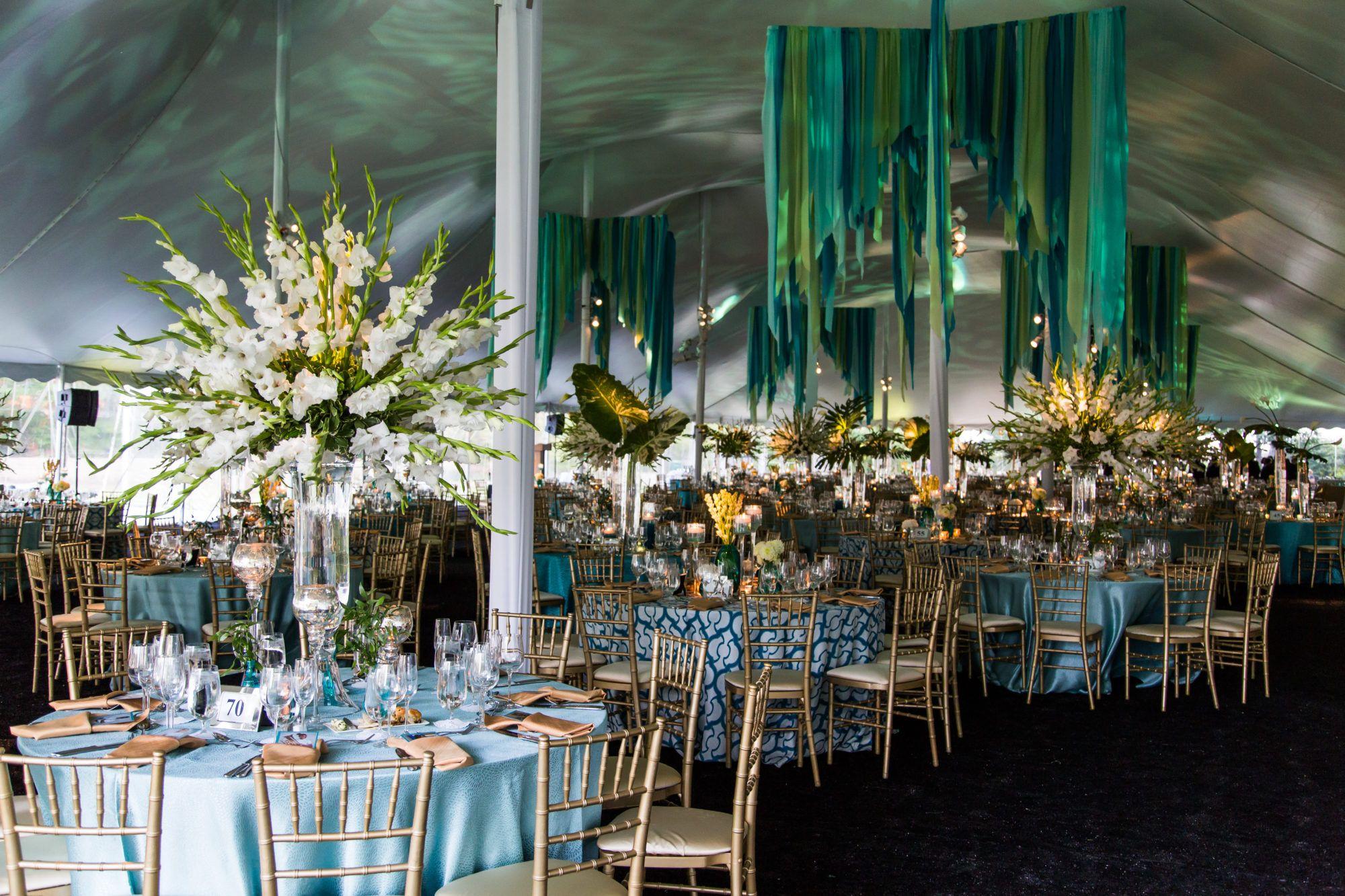 Wedding background latest  eventcreative chicagoevents customevents blue green