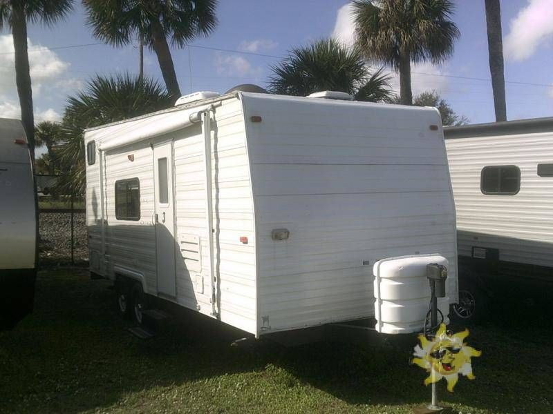 2003 Thor Industries Wanderer Wagon 22 For Sale Fort Pierce Fl