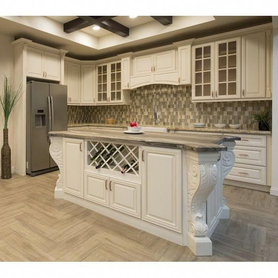 "5 Tips On Build Small Kitchen Remodeling Ideas On A Budget: You'll Love The 34.5"" X 24"" Kitchen Base Cabinet At"