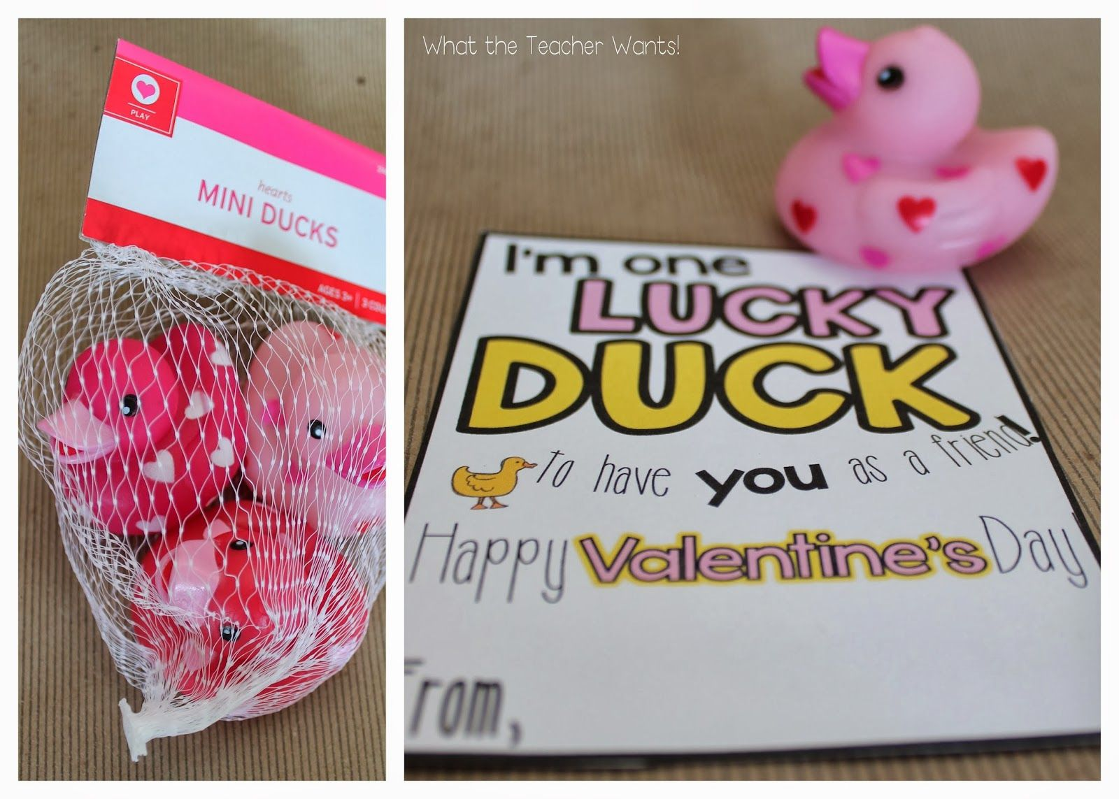 13 Non Food Valentine Ideas With Printables