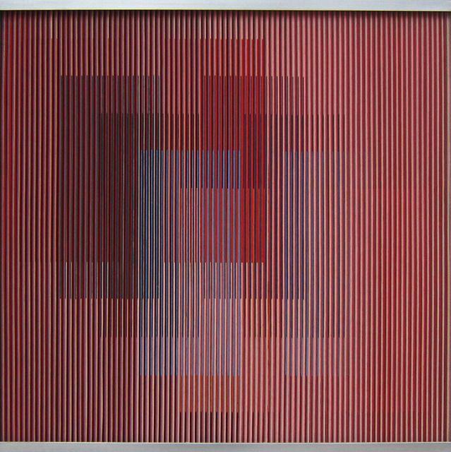 Carlos Cruz-Diez, 'Physichromie n.463,' 1969, Galeria Raquel Arnaud