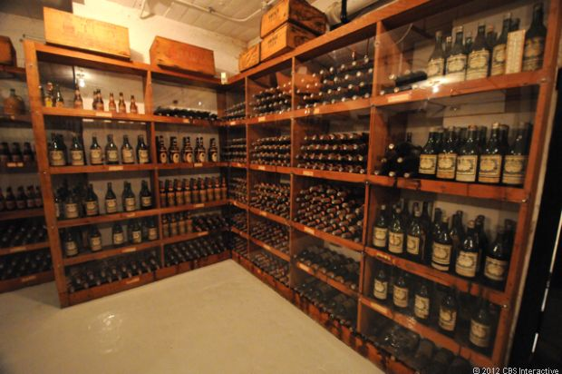 Technology News Hearst Castle Wine Cellar Hearst