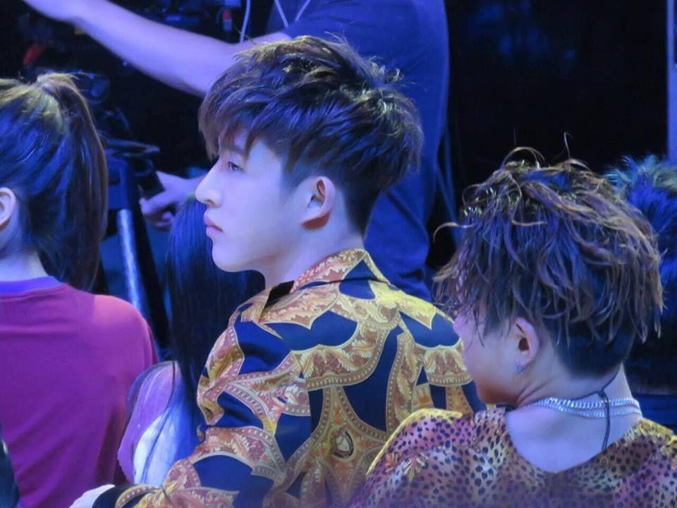 #iKON #Hanbin #BI #YG #iKING T^T <3