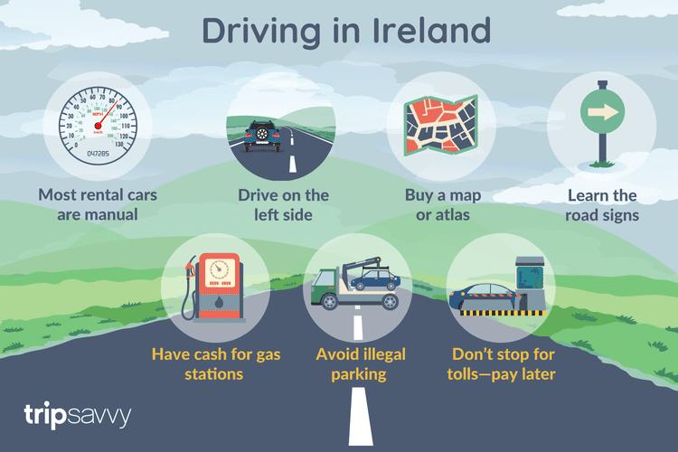 Driving In Ireland Driving In Ireland Ireland Driving