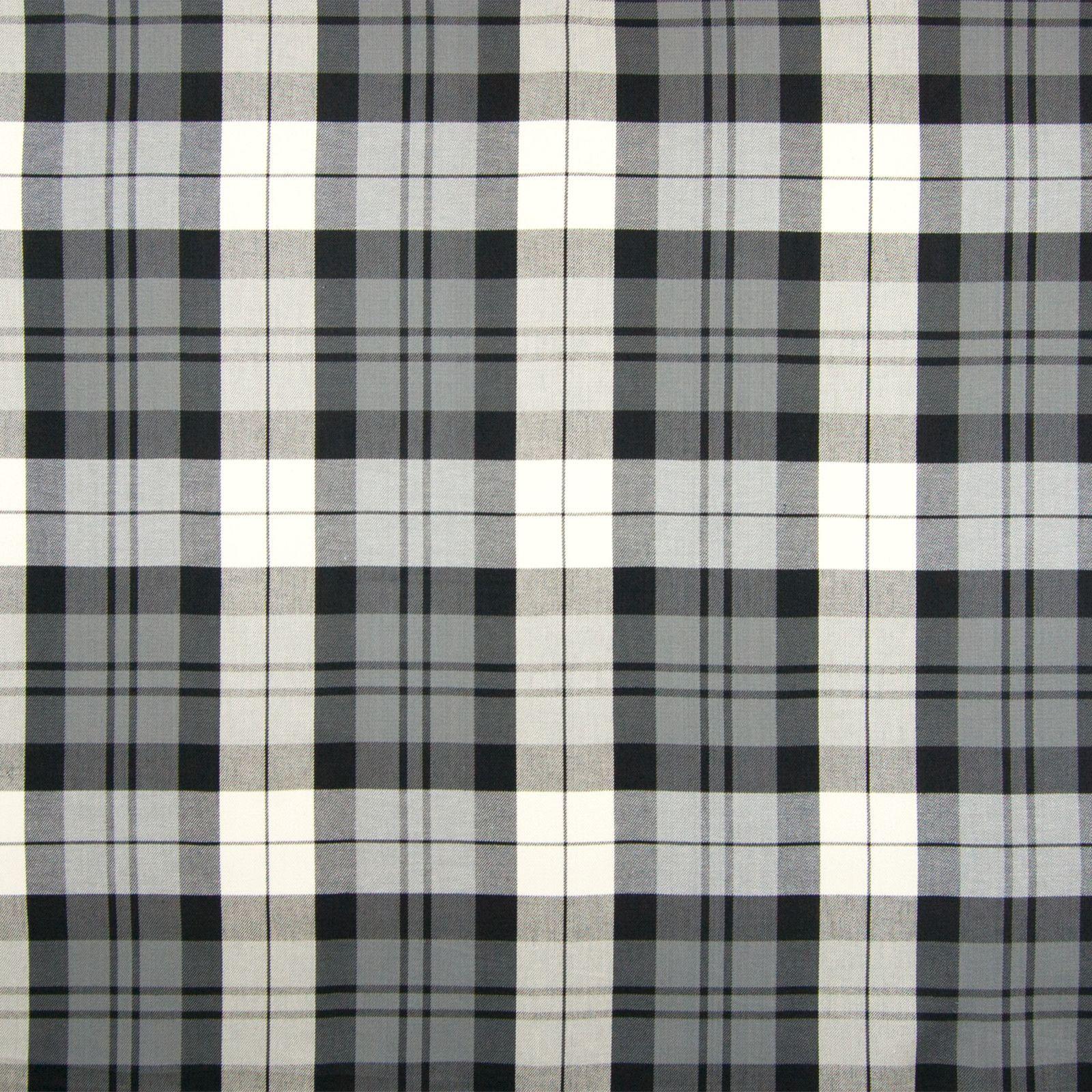B6682 Jet Tartans Plaids Checks Greenhouse Fabrics