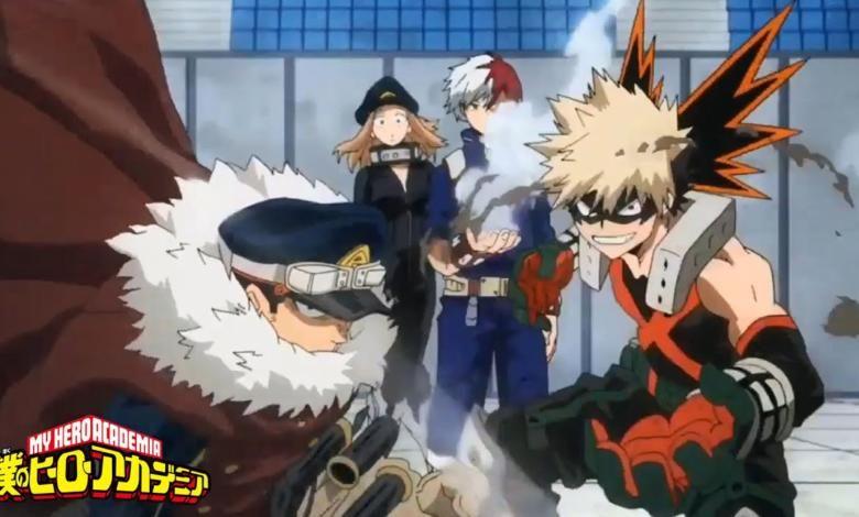 Boku No Hero Academia Temporada 4 Capítulo 16 Corazones De Niños Anime My Hero Hero