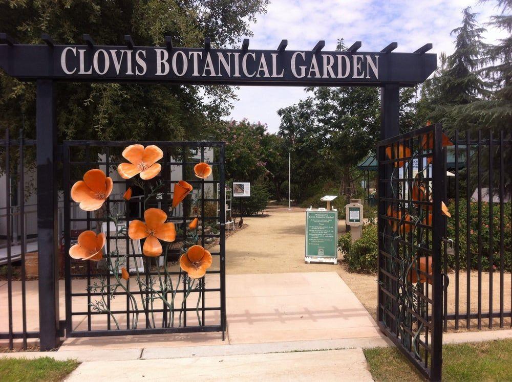 Photo of Clovis Botanical Garden Park Clovis, CA, United