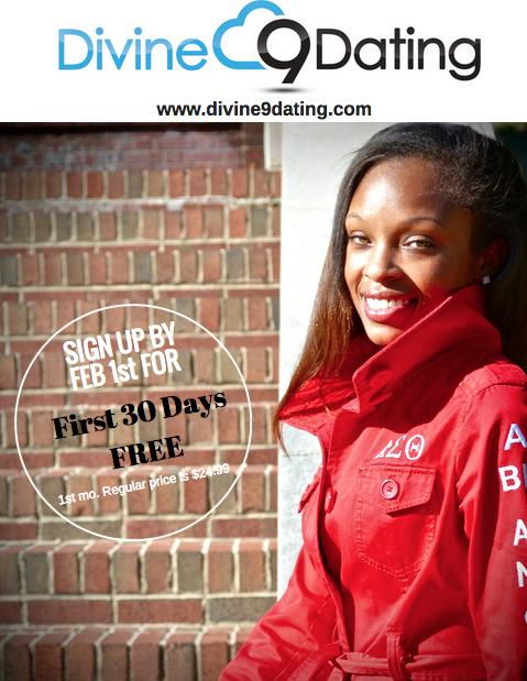 Divine nine dating