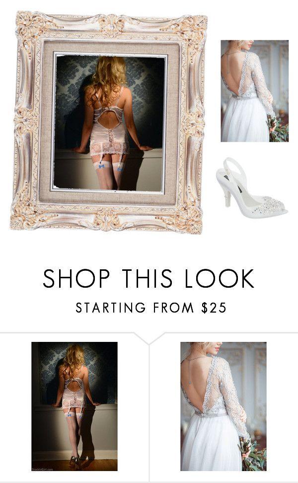 """Wedding Style"" by stockingirl-legwear on Polyvore featuring Melissa"