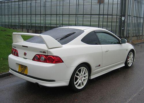 Superbe 2005 Honda Integra Type R JDM DC5 Facelift Model By Steve Coulter  Performance Cars, Via