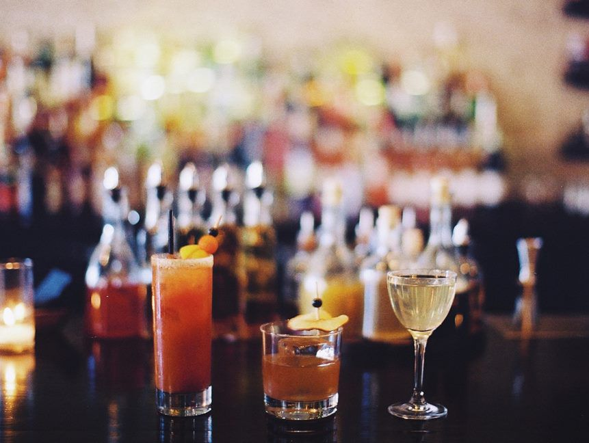 Cheers to the city's premier shakers and stirrers