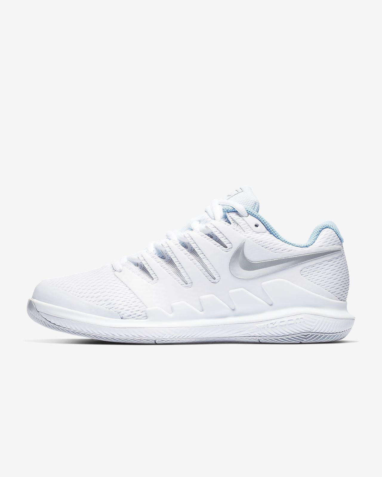 Nikecourt Air Zoom Vapor X Women S Hard Court Tennis Shoe Nike Com Tennis Shoes Stylish Shoes Air Zoom