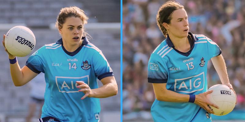 Noelle Healy And Sinead Aherne Return To Dublin Panel Ahead Of Waterford Game In 2020 Dublin Karen O Martha Byrne