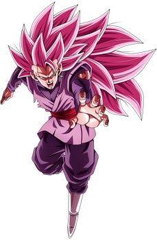 e924a96ce4 Black goku ssj3 rose | anime | Goku black ssj, Goku, Super saiyan