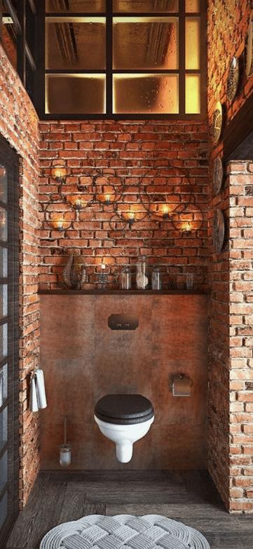Photo of 28 Design- und Dekorationsideen für Badezimmer im Industriestil