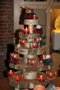 Surface Birch-portant pour Noël ..!